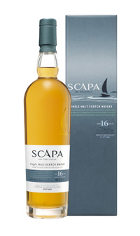 Scapa Bottle and Box