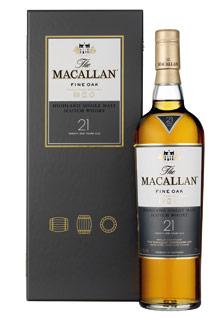 The Macallan Fine Oak 21 Jahre