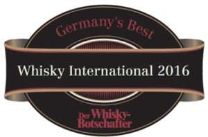 Best Whisky International 2016