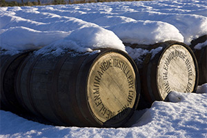 Glenmorangie A Midwinter Night's Dram inspiriert vom schottischen Winter