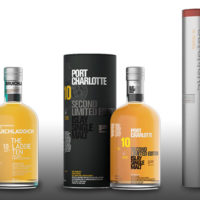 "Bruichladdich – THE THREE TENS ""Best Whisky International 2016"""