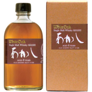 Akashi 8 Years Old Single Malt