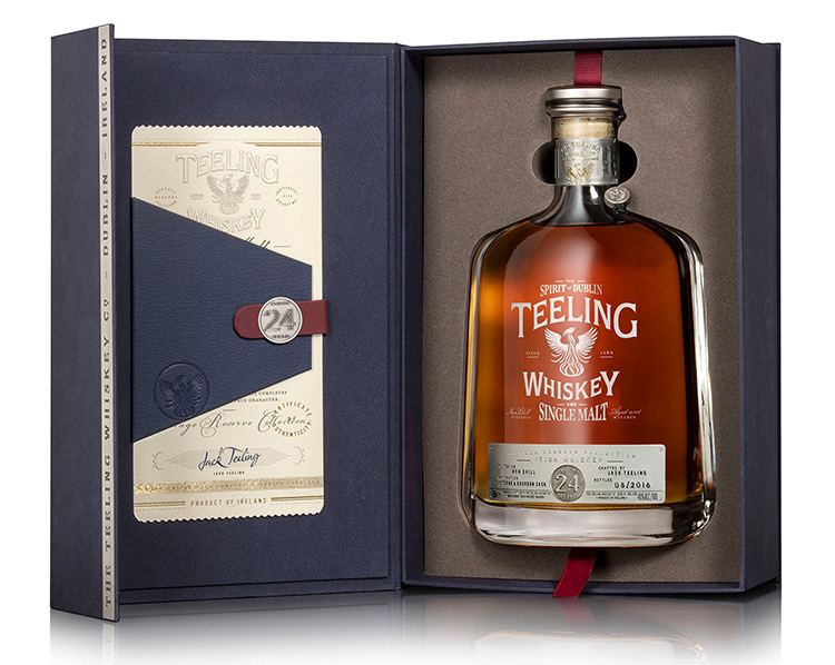 Teeling 24 Year Old