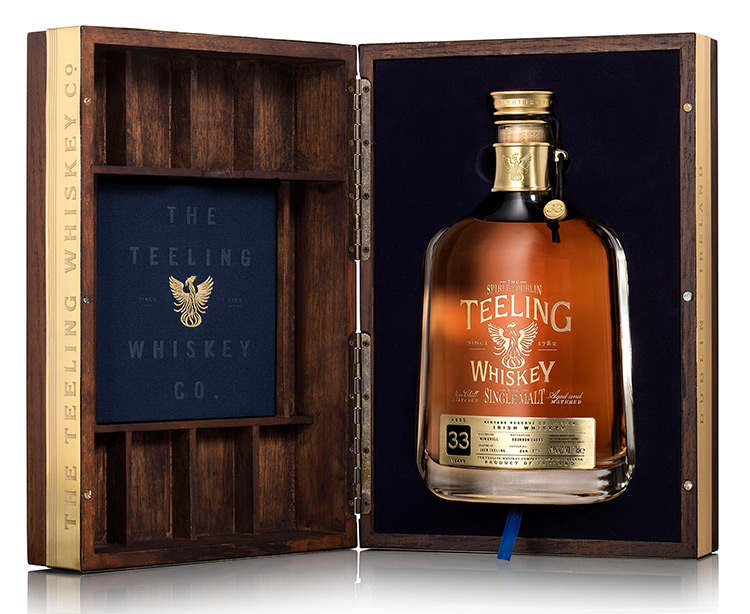 Teeling 33 Year Old