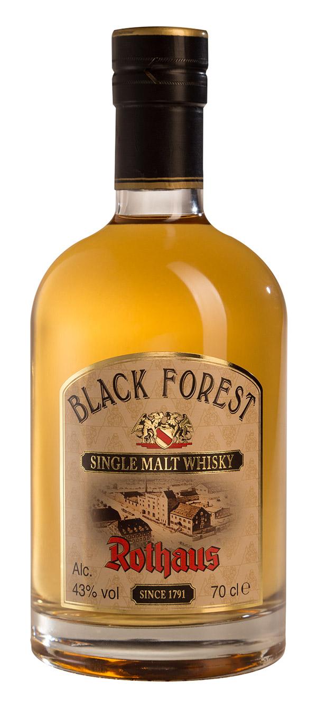 Black Forrest Rothaus Single Malt