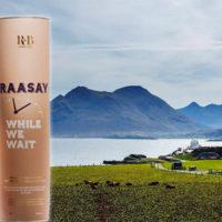 Fruchtig-torfiger Vorgeschmack auf den ersten Whisky von der Isle of Raasay