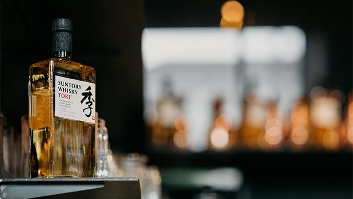 Beam Suntory launcht neuen Premium Blend TOKI