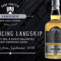 """Wolfburn Distillery präsentiert """"Langskip"""" und geht auf Tasting Tour durch Deutschland"""