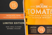 Tomatin releast mit Moscatel eine neue Limited Edition