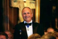 Gerald Erdrich zum Master of the Quaich ernannt