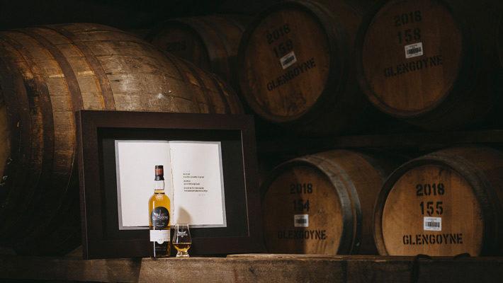 PR: Glengoyne Single Malt Scotch Whisky mit neuem Design
