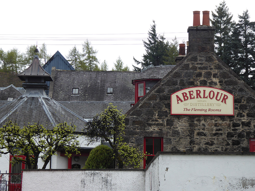 Die Aberlour Distillery