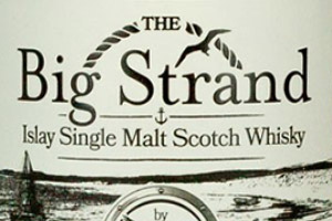 Neu in Deutschland: The Big Strand Islay Single Scotch Malt Whisky