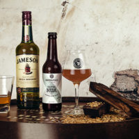 Hanscraft & Co. und Jameson Irish Whiskey vereinen Craftbier und Whiskey
