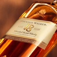 Johnnie Walker relauncht seinen ultimativen 18-jährigen Blended Scotch