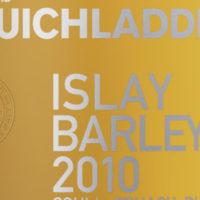 RELEASE BRUICHLADDICH ISLAY BARLEY 2010
