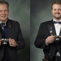 "Christian Schwarzmann und Thomas Plaue zu ""Keepers of the Quaich"" ernannt"