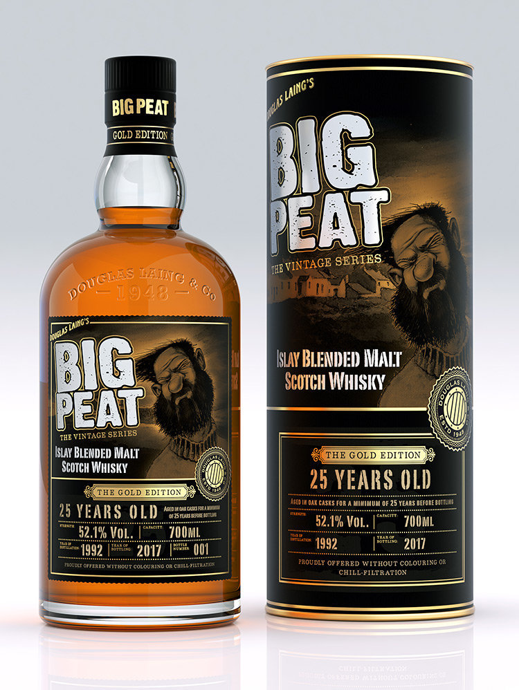 Big Peat Gold Edition