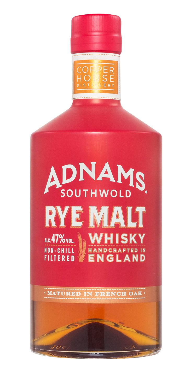 ADNAMS Rye Malt Whisky