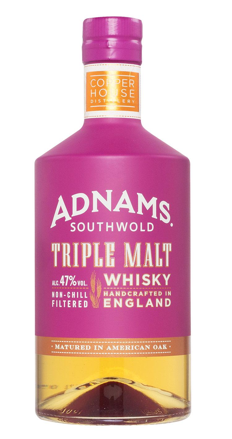 ADNAMS Triple Malt Whisky