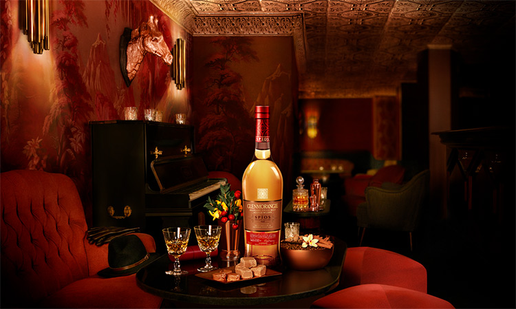 Glenmorangie Spios Saloon