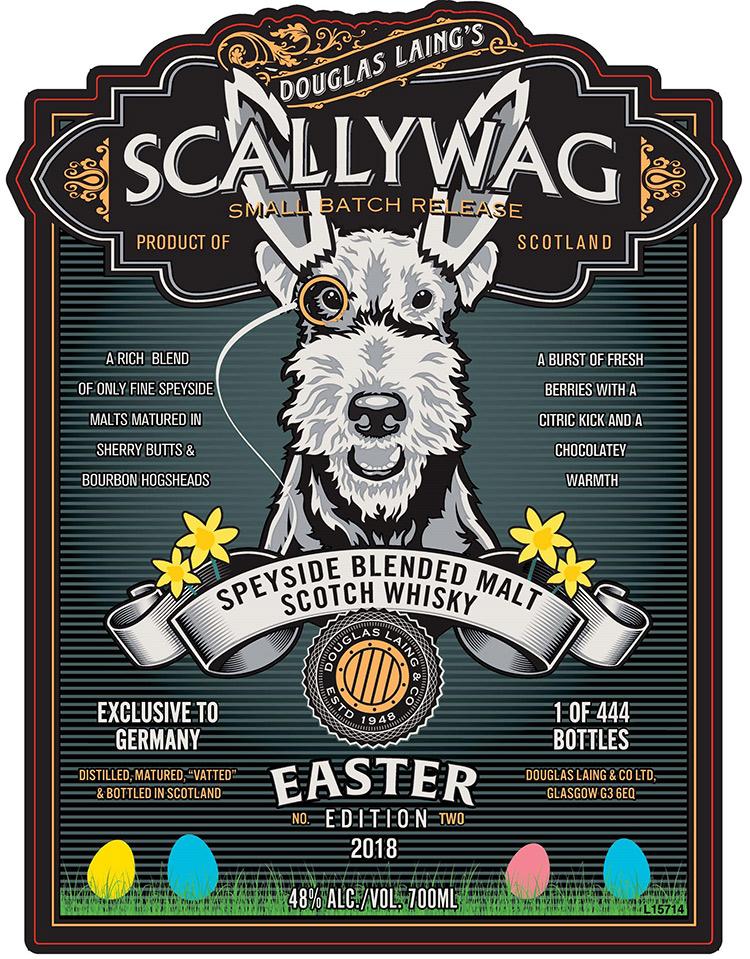 Scallywag Easter Edition 2018
