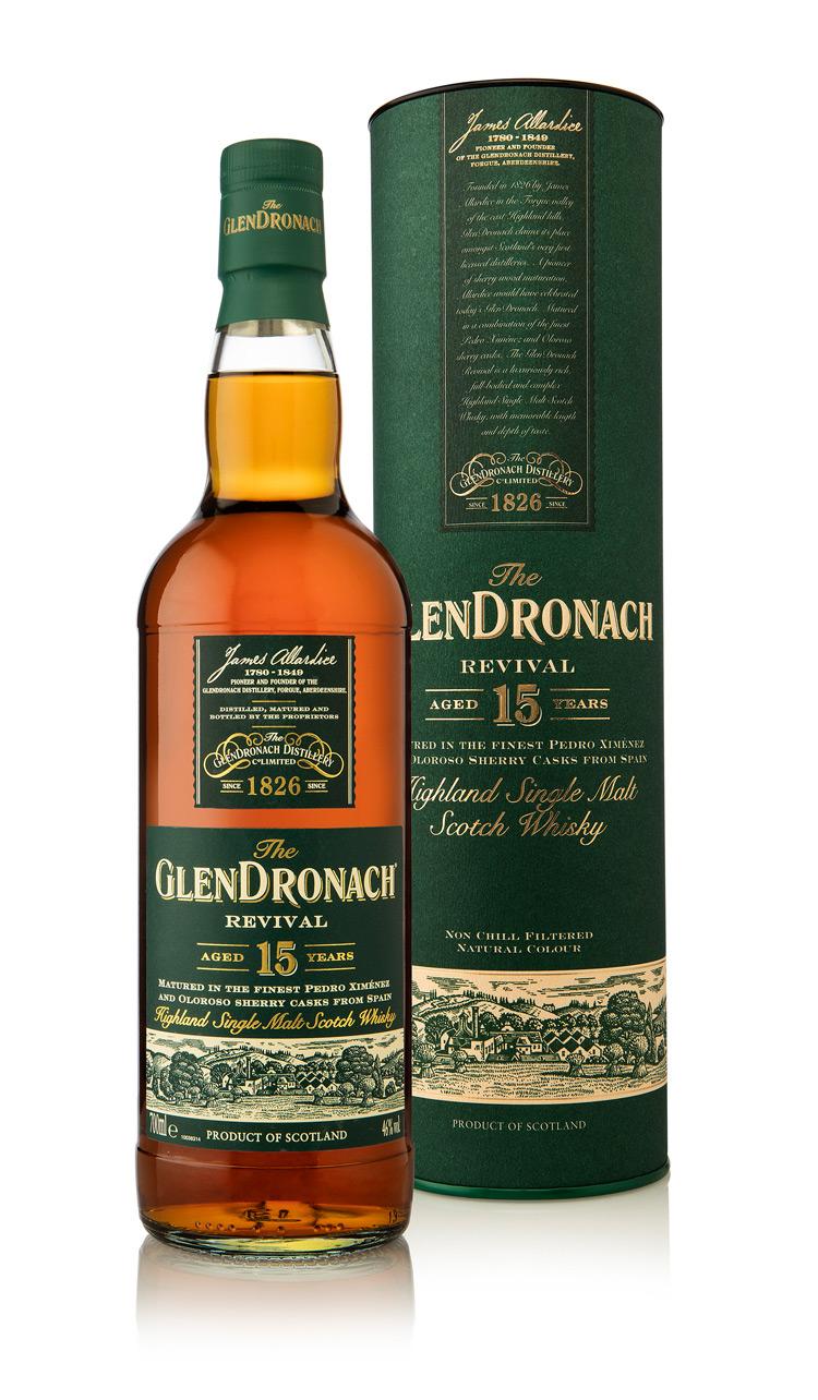 GlenDronach Revival 15yo