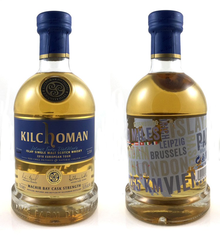 Kilchoman Land-Rover Tourbottling