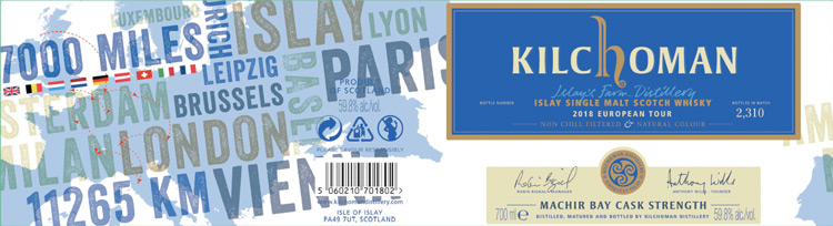 Tour-Bottling Label
