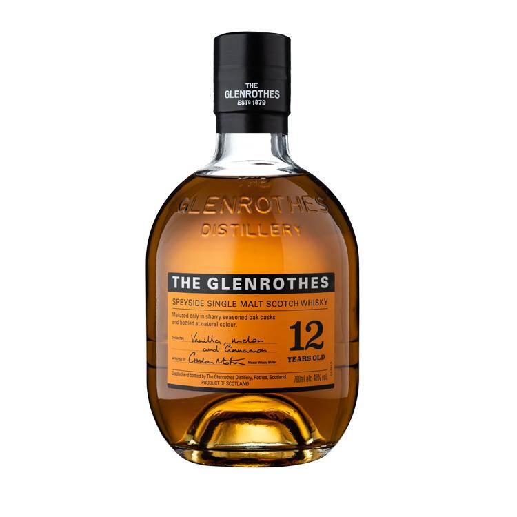 The Glenrothes Soleo 12yo