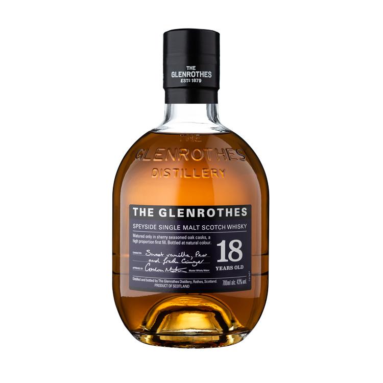 The Glenrothes Soleo 18yo