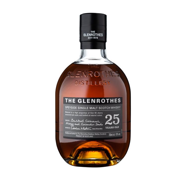 The Glenrothes Soleo 25yo