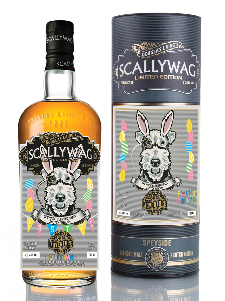 Scallywag Easter Edition No.3