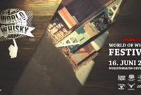 "BORCO präsentiert erstes ""World of Whisky""-Festival im Hamburger Hafen"