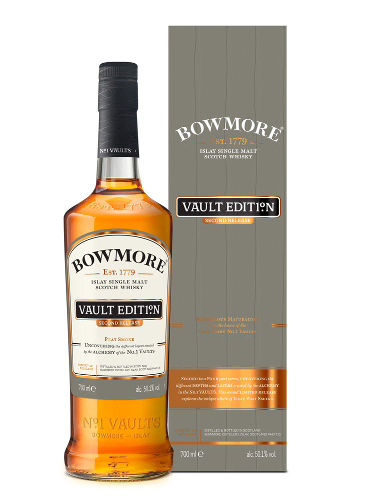 Bowmore VE Second Release