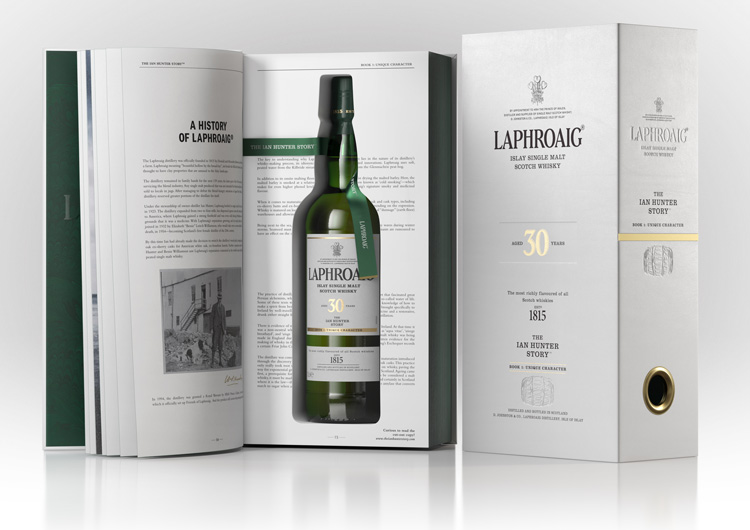 Laphroaig Ian Hunter Book One