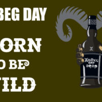 SHORN TO BE WILD: DIE ARDBEG DAY HOME EDITION