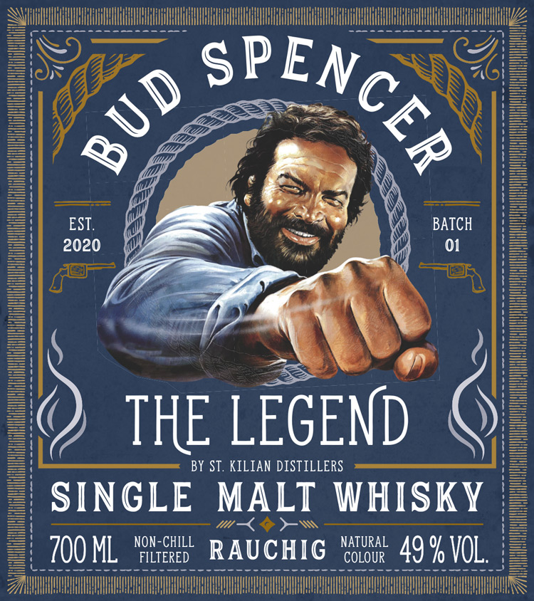 Bud Spencer Peated