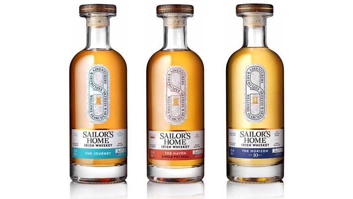 Alba Import erweitert das Portfolio mit Sailor's Home Irish Whiskey