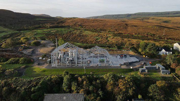 PM: Bunnahabhain beschleunigt seinen Weg zur ersten Islay-Destillerie mit einem emissionsfreien Destillationsverfahren.